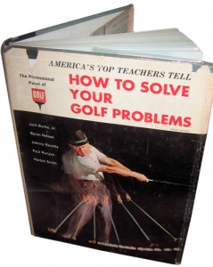How To Solve Your Golf Problems