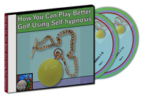 Better golf self hypnosis