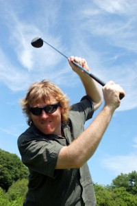 Battling your golf swing